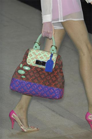 Louis Vuitton – kabelky z kolekce jaro/léto 2008 (http://www ...