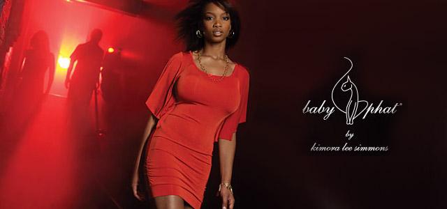 Baby Phat – sexy dámské hip hop oblečení — LUXURYMAG 67a2af6326