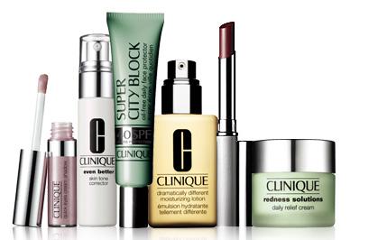 Сайт косметики clinique