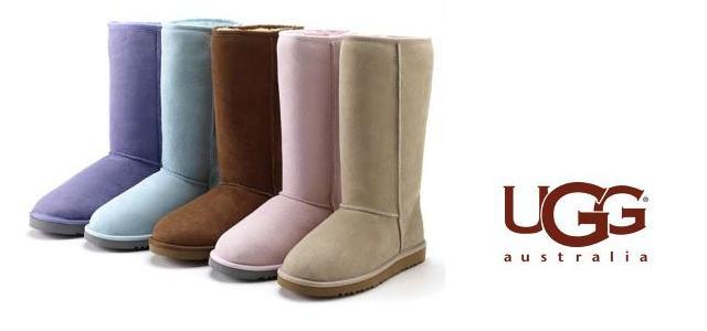 Válenky neboli Ugg Boots!