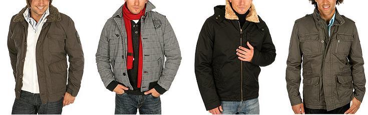Trendy tipy na pánské zimní bundy   Pánské zimní bundy — LUXURYMAG 12880e685e0