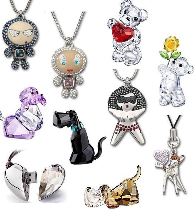 ... to je vánoční kolekce šperků Swarovski   Šperky Swarovski (http  851ede73c15