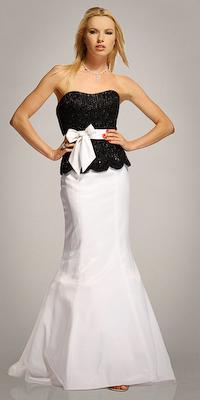 Večerní šaty pro všechny / Večerní šaty 2009 (http://www ...