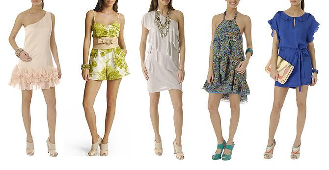 Buďte sexy v krátkých šatech! / Krátké šaty (http://www.luxurymag.cz)