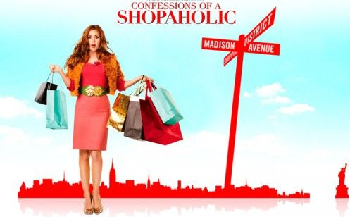 Báječný svět shopaholiků / Confessions of a Shopaholic (http://www.luxurymag.cz)