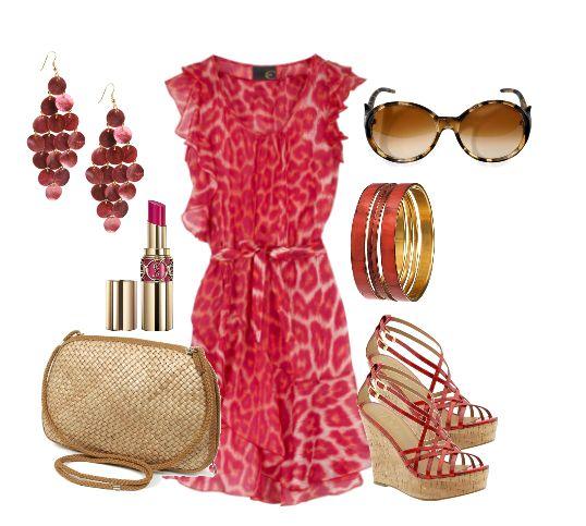 Dámské letní šaty 2009 – Inspirace na léto (http://www.luxurymag.cz)