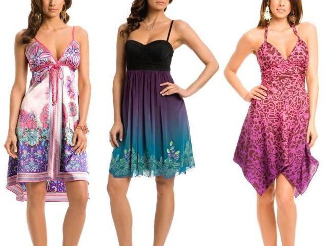86eb46bfc Letní šaty luxusně! / Letní šaty Guess, Dior a Gucci — LUXURYMAG