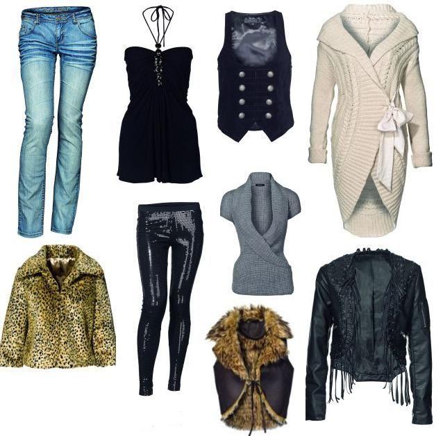 New Yorker představuje kolekci pro podzim 2009! (http   www.luxurymag 3931cd2bf81