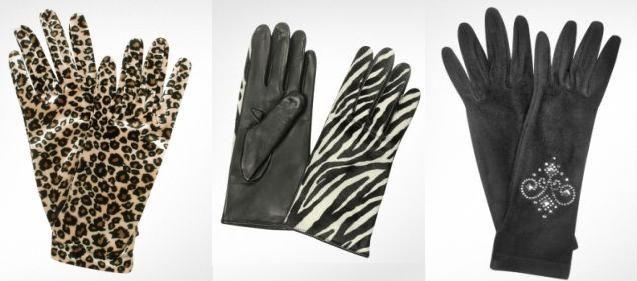... Značkové dámské rukavice Dolce Gabbana 4a3ce5c8dc