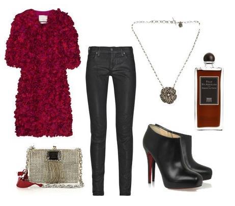 Inspirace: Oblečení na party 2010 (http://www.luxurymag.cz)