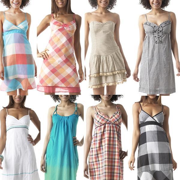 Prožijte léto v oblečení Promod - letní kolekce Promod 2010 (http://www.luxurymag.cz)