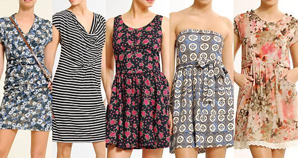 Krátké šaty na jaro a léto 2010 - Inspirujte se! — LUXURYMAG be38699f79f