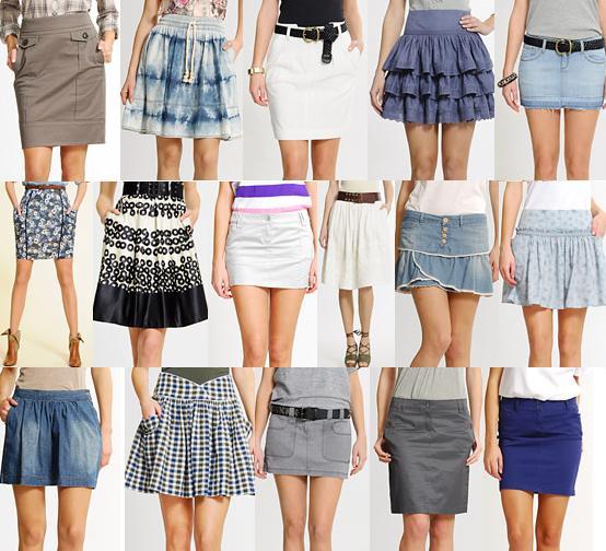 d17a5f7c11a3 Must have na léto – dámské letní sukně 2010 (http   www.