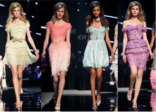 Luxusní šaty předních módních domů Dior cc24fda4527