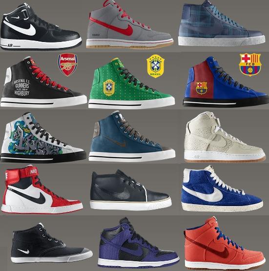 45266d71a93 Kotníková obuv Nike - to pravé a stylové pro Vaše nožky — LUXURYMAG