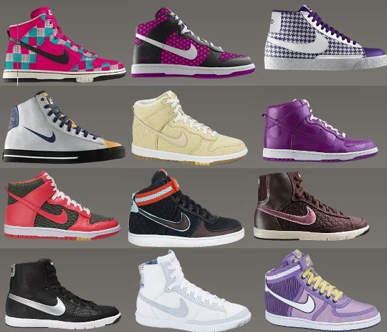 71e1c6b7a13 Kotníková obuv Nike - to pravé a stylové pro Vaše nožky — LUXURYMAG