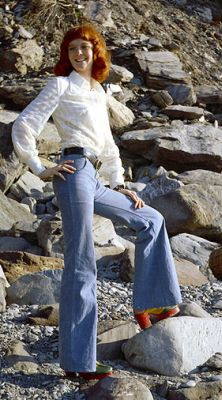 Trendy móda a 70. léta (http   www.luxurymag.cz 50271bd698