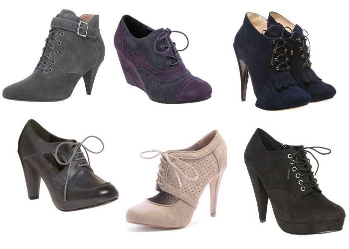 Boty na šněrování – nebojte se být trendy! (http://www.luxurymag.cz)