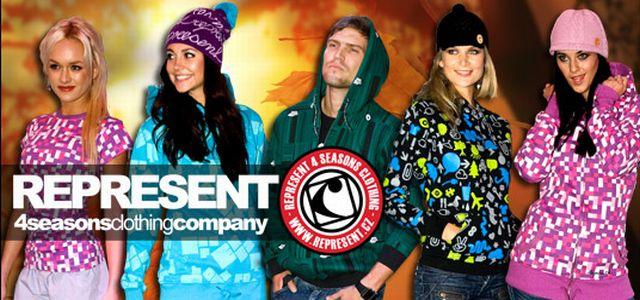 Represent – fresh zimní oblečení 2010 2011 — LUXURYMAG de75fb8b47