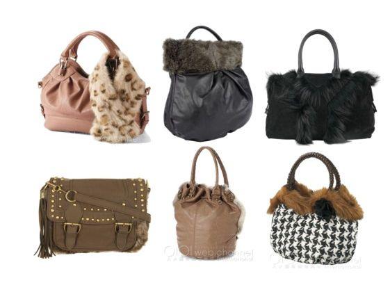 Originální a sexy chlupaté kabelky (http://www.luxurymag.cz)
