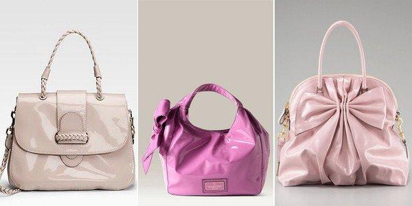 Blýskněte se! / Lakované kabelky 2011 (http://www.luxurymag.cz)