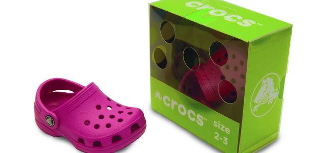 """Nová řada bot pro nejmenší """"Crocs Littles"""" v prodeji c9f9335238"""