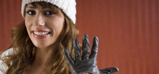 Pohodlí pro vaše ruce / Kožené rukavice