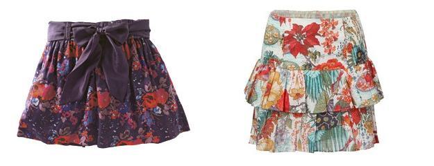 Na léto vyražte v sukni již teď sukně a punčochy jaro 2011