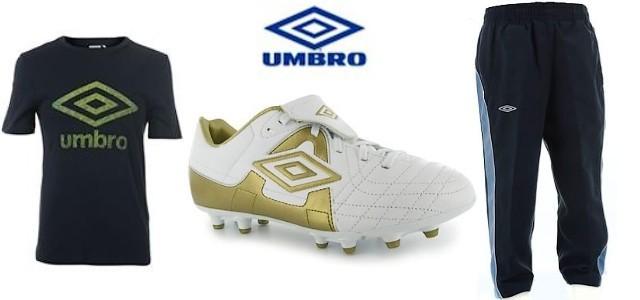 Oblečení a boty Umbro aneb fotbalová klasika — LUXURYMAG 81cda3d06e