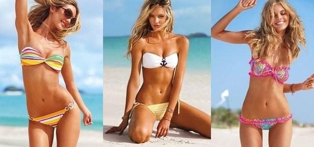 Dvoudílné plavky 2011: adidas, Litex, Nike i Roxy?