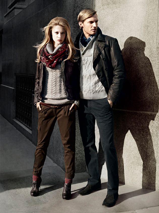 S. Oliver představuje kolekci podzim/zima 2011 (http://www.luxurymag.cz)
