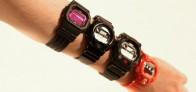 54eba460633 Legenda – diamantové hodinky Breitling. 11. prosinec 2011. Hodinky Casio   Kultovní modely jsou G-Shock a Baby-G