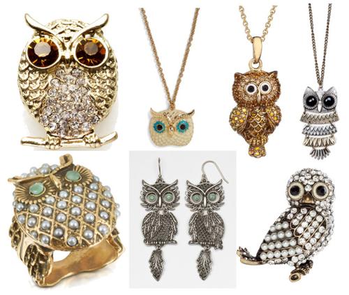 Fashion Trends: Roztomilé a stylové šperky se zvířátky (http://www.luxurymag.cz)