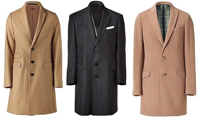 Vyberte si správně! - Pánské kabáty zima 2011 12 — LUXURYMAG 1450364562