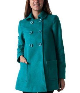 Vybarvěte se!   Barevné dámské kabáty zima 201 12 — LUXURYMAG 42f489ee46