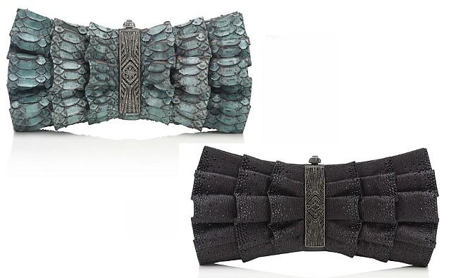 Třpytivé kabelky Judith Leiber (http://www.luxurymag.cz)