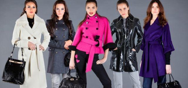 Dámské kabáty zima 2011-2012 — LUXURYMAG 9977bc86ff