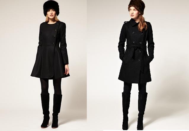 Dámské kabáty zima 2011-2012 (http   www.luxurymag.cz d56211818fc