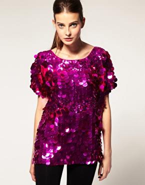 ... Party oblečení s flitry (http   www.luxurymag.cz) ... cf9ad550718