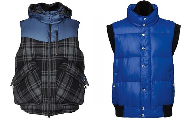 Dají se nosit i v zimě! - Pánské zimní vesty 2011 2012 — LUXURYMAG 94f62e59a4