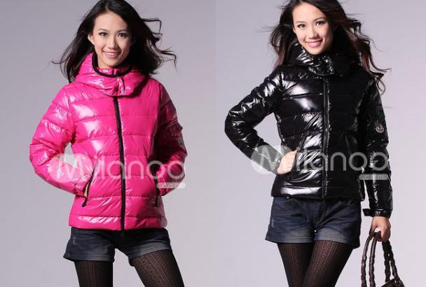 Dámské lesklé zimní bundy 2012 (http   www.luxurymag.cz) aeaeaac55c