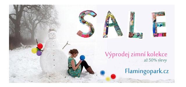 Zimní výprodej ve Flamingoparku — LUXURYMAG 915d8b42e5