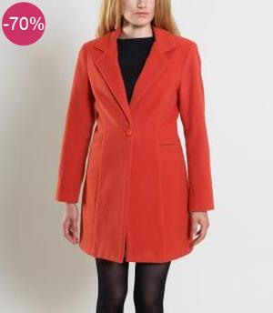 zimní kabáty dámské výprodej - kabelka