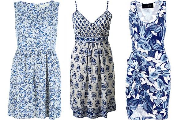 69c73337c7a Ideální na léto! – Kombinace modré a bílé (http   www.