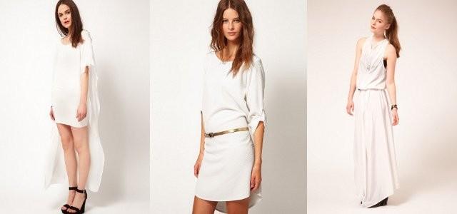 White out! Aneb oblečte se do bílé od hlavy až k patě!