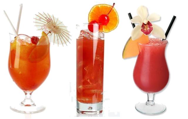 Drinky - to pravé letní osvěžení! (http://www.luxurymag.cz)