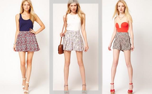 Šortky, sukně a kalhoty s vysokým pasem (http://www.luxurymag.cz)