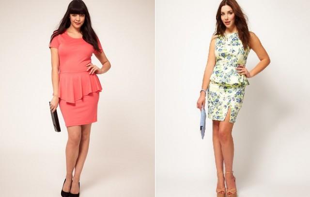 Své tvary! / letní šaty pro plnoštíhlé (http://www.luxurymag.cz