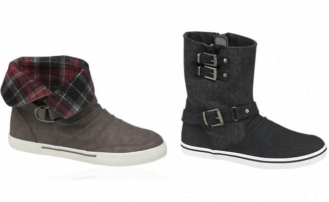 Pořádný výběr vám zaručuje kolekce Deichmann podzim 2012! (http://www.luxurymag.cz)