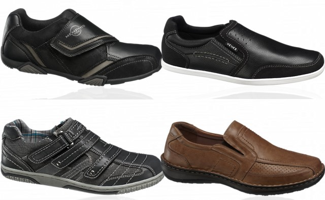 Pořádný výběr vám zaručuje kolekce Deichmann podzim 2012